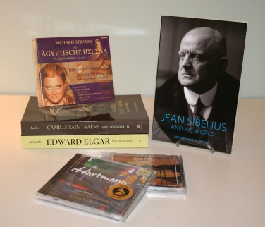 Bard Music Festival Book and Music Collection