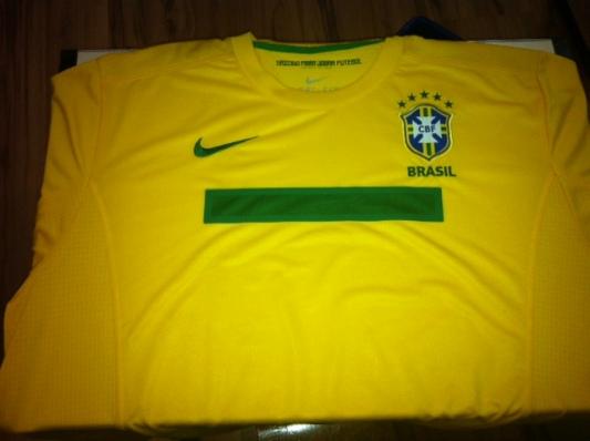 Brazil Football Jersey