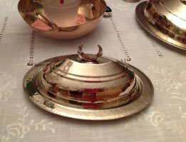 Ottoman Style Serving Dish