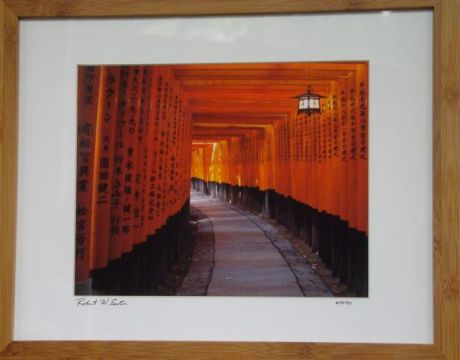 Framed Photographic Print