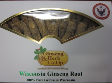 Wisconsin Ginseng Root
