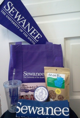 Sewanee Gift Bag and Granola