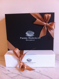 Pierre Marcolini Chocolates and Macarons