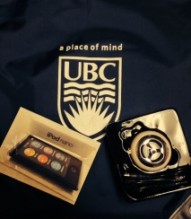 UBC iPod Nano and Speakers