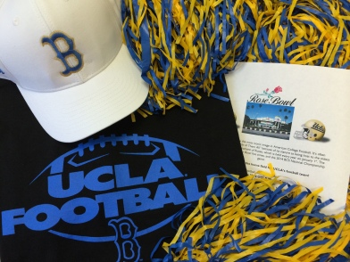 UCLA Football Package