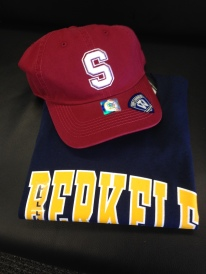 Berkeley Tee and Stanford Cap