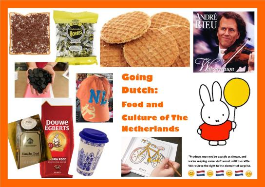 Going Dutch Food and Culture of the Netherlands