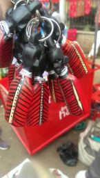 Maasai Key Holders