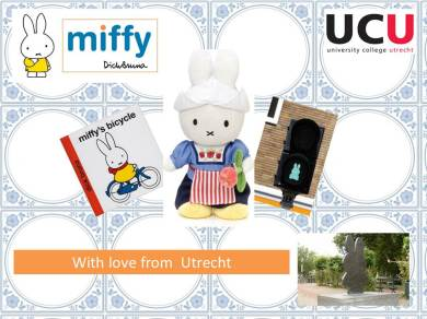 Miffy from Utrecht IACAC raffle 2017