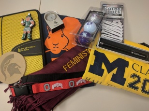 B1G Raffle Items