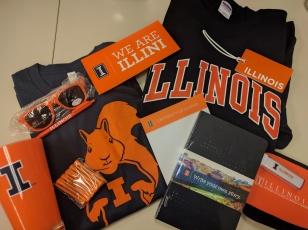 Illinois Raffle Items