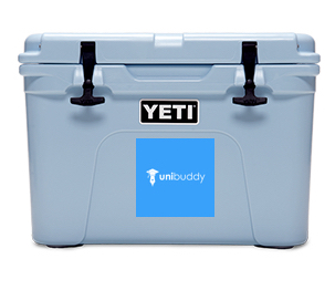 Unibuddy Yeti Cooler